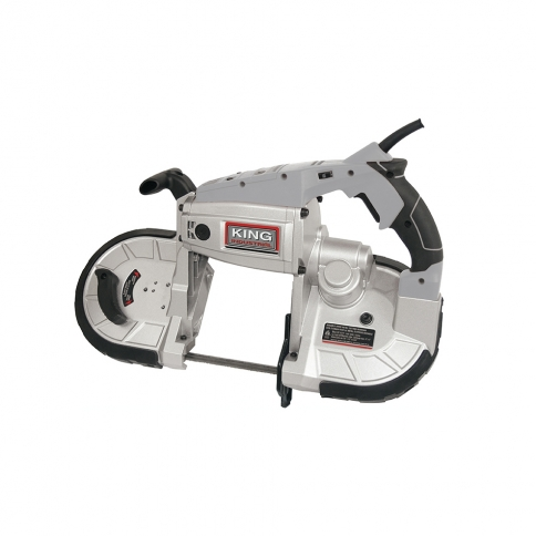 KC-8377 VARIABLE SPEED PORTABLE METAL CUTTING BANDSAW