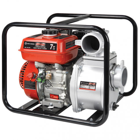 KCG-3WPG 3'' GASOLINE WATER PUMP