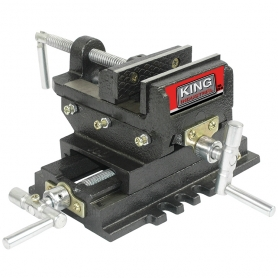 "KCV-6N 6"" CROSS-SLIDE VISE"