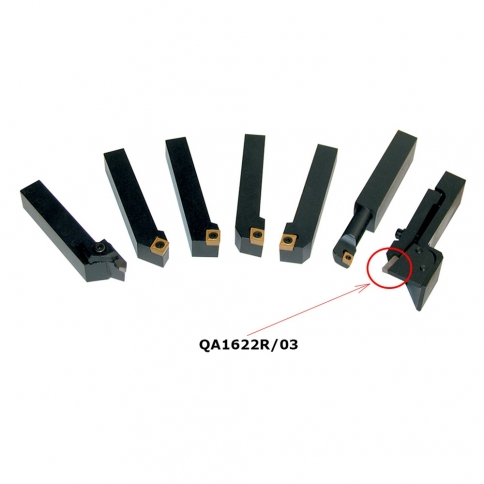 KM-060 2 PC. CARBIDE CUTTER TIP SET