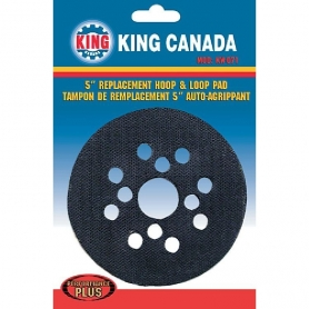 "KW-071 5"" RANDOM ORBIT SANDER REPLACEMENT PAD"