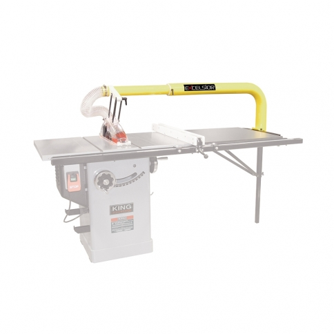 XL-1014 OVERARM BLADE COVER SYSTEM WITH DUST COLLECTION