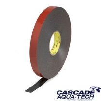 "FOM-01-10170 3M 5952 VHB Powder Coated 1-3/8"" x 36 yd 6 rl/cs CC00513211"