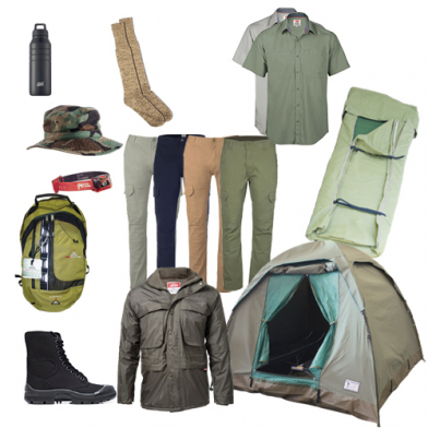 9133999003 Field Ranger Kit