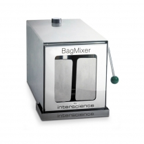 022-230 BagMixerr 400 W 400 ml LAB BLENDER - Glass Door
