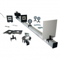 081502-0002 Optical Bench Kit with Light Box