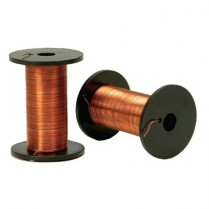 082318-1028 Wire Reel, Copper 28 SWG