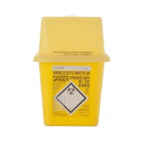 100320-0002 4L Sharps Container