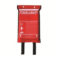 100605-0006 Fire Extinguisher, Fire Blanket