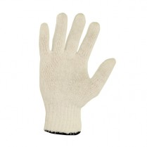 100716-0004 Cotton Gloves Large 12 Pairs