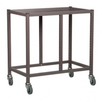 1021 Double Column Trolley 725mmH, Frame Only