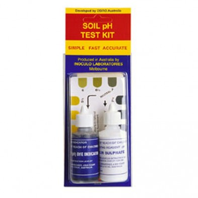 Soil Test Kit, pH Soil test Kit Code: 121920-0001