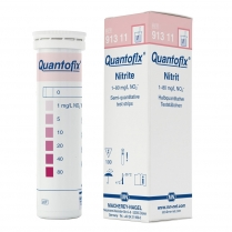 129131-1000 Test Strips Quantofix, Nitrite, 0-1-5-10-20-40-80mg/lt pack 100