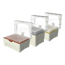 ISG Racked Pipette Tips - Filter