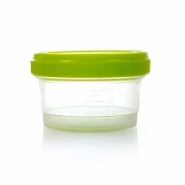 153-551 250ml Specimen Container, Clean Room, PP