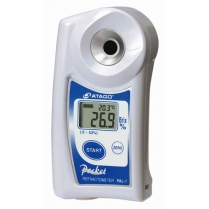 3810 PAL-1 Digital Refractometer - Brix 0.0 to 53.0 % Basic