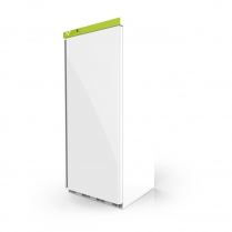 663-474 300L Pharmacy Fridge - Solid Door