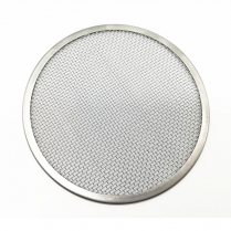663-826 130mm Dia. Stainless Steel Heavy Duty Gauze Mat