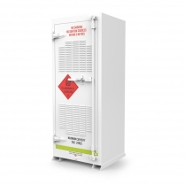 ISG251 250 Litre Flammable Liquid, Vertical Storage Container