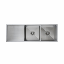 UTR6 316 Stainless Steel Double Bowl Drainer Sink