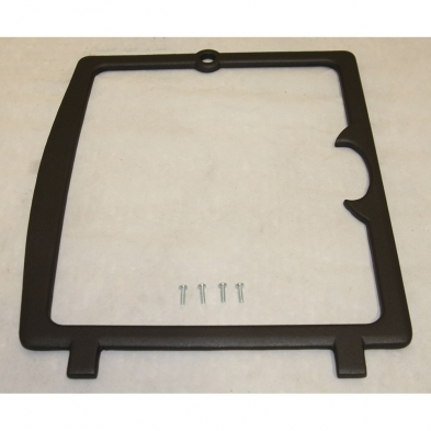 OA10705 Osburn Door Overlay Black, 5000