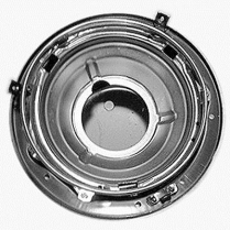 DI-LH11 1955-59 Chevy/GMC Pickup Headlight Bucket - Right or Left