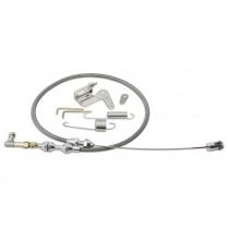 """Lokar Carburetor Accelerator Cable TCP-1000LS1; Hi-Tech 36/"""" for Chevy LS1"""