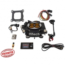 FIT30012 Go EFI 8 1200 HP Power Adder Plus - Matte Black Finish