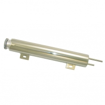 """OVERFLOW TANK POLISHED STAINLESS STEEL 13/""""x 2/"""" S2"""