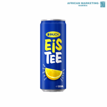 0430-0182 ICE TEA LEMON CAN 24x330ml *RAUCH