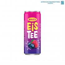 0430-0183 ICE TEA BERRIES CAN 24x330ml *RAUCH