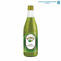 0430-0510 LIME CORDIAL 750ml *ROSES