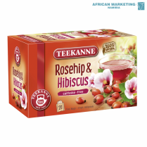 0460-0848 TEA ROSE HIP 20's ENVELOPE *TEEKANNE