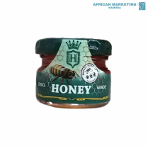 1060-0172 HONEY PORT GLASS120x30gr *H/CREST