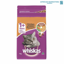 1600-0053 CAT FOOD ASSORTED 1kg *WHISKAS