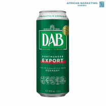 2210-0013 BEER LAGER CAN 4x6x500ml *DAB