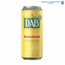 2210-0019 BEER SHANDY (RADLER) LEMON CAN 6x4x500ml *DAB