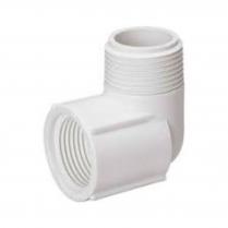 "1/2"" MIP X 1/2"" MIP 90 ELBOW PVC SCHEDULE 40"
