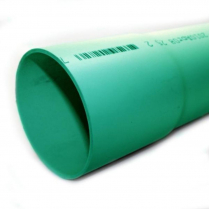 """4"""" X 14' SDR35 GASKETED SEWER PIPE"""