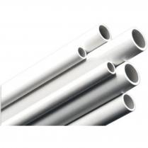 """1"""" X 10' SCHEDULE 40 PLAIN END  PVC PIPE"""