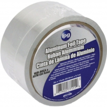 """10 YARD ROLL ALUMINUM FOIL TAPE (2"""" WIDE, 3 MIL THICK)"""