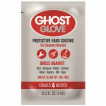 GHOST GLOVE-HAND BARRIER OINTMENT-4 ML POUCH
