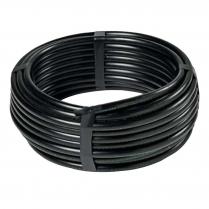 """1"""" IPS 125 PSI 100' BLACK  POLYTHYLENE COIL (NSFW-3408)"""