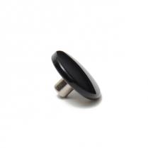 Durasnap Plastic Cap Black/Brass