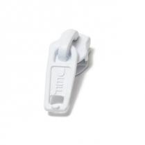 #4 Coil Slider Non-Lock - White