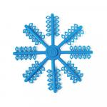 Light Blue Thin Knobby Separators