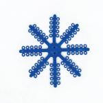 Royal Blue Separators UNCUT (960/PKG)