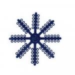 Radiopaque Midnight Blue Separators UNCUT (960/PKG)