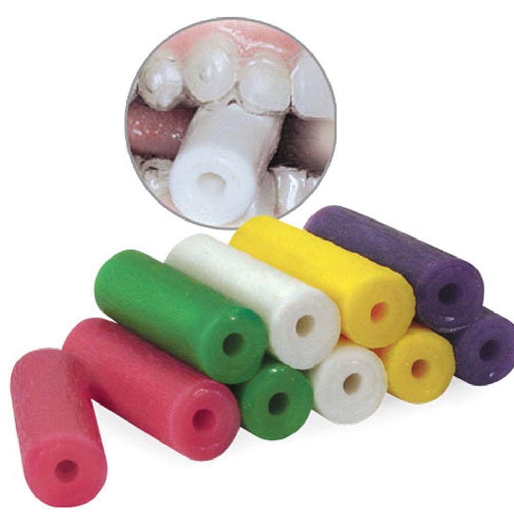 Aligner Chewies Pink/Bubble Gum (10 Patient Packs of 2 each)