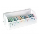 Elastic Chain Dispenser with Cover